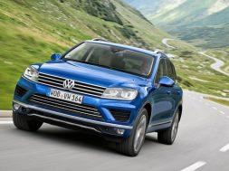 Ny Volkswagen Touareg