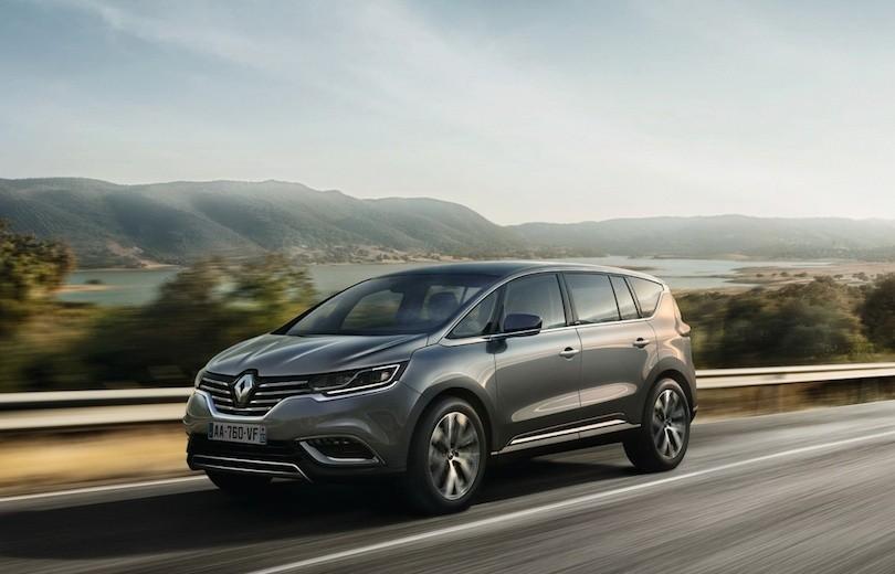 Alt om den nye Renault Espace