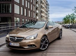 Opel Cascada test
