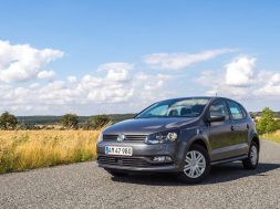 Volkswagen Polo 1.0 MPI test