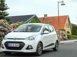 Hyundai i10 test