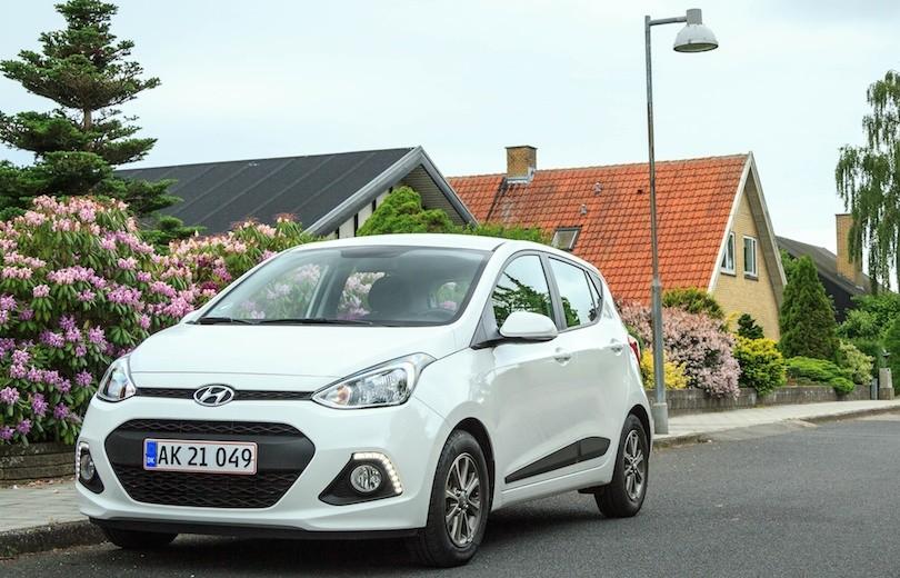 Test: Hyundai i10 1.25 Style