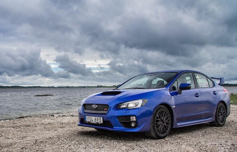 Test: Subaru WRX STI