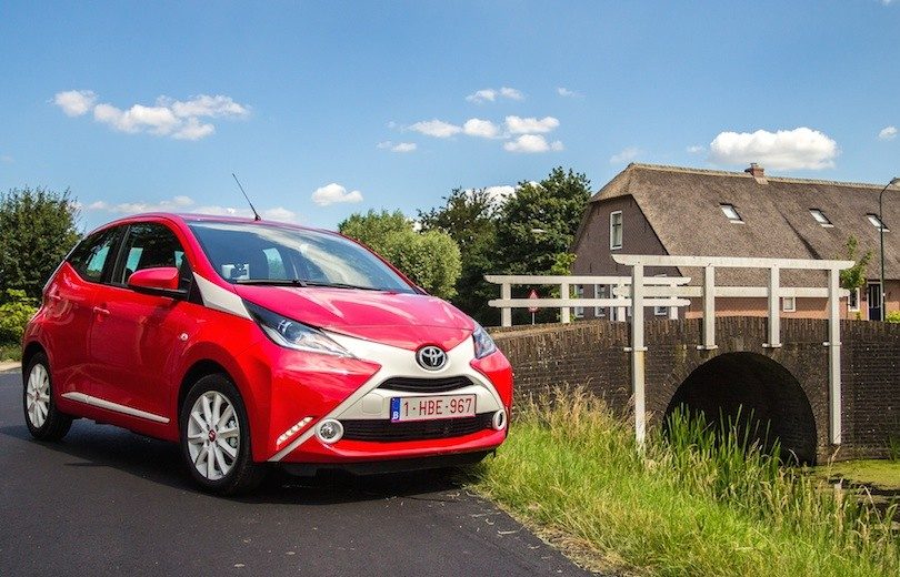 First drive: Peugeot 108, Toyota Aygo & Citroën C1