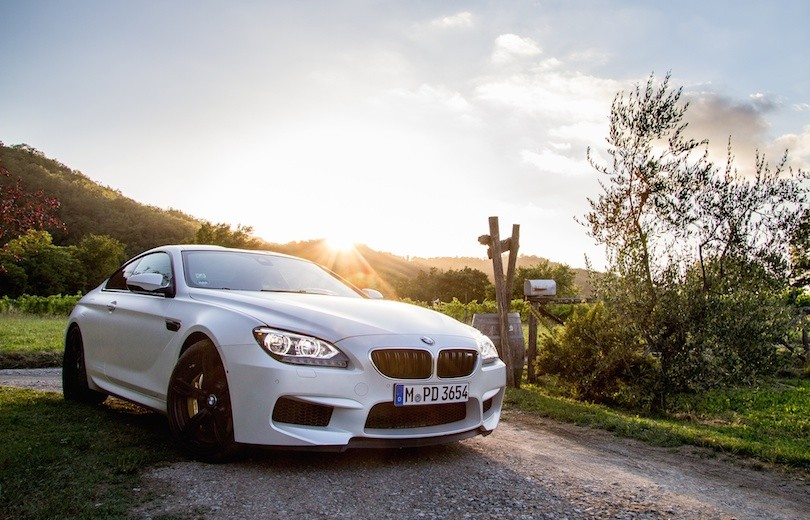 Test: BMW M6 Competition Package