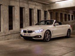 BMW 435i cabriolet test