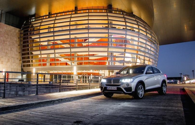 Test: BMW X4 xDrive30d