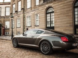 Bentley Continental GT Speed brugttest