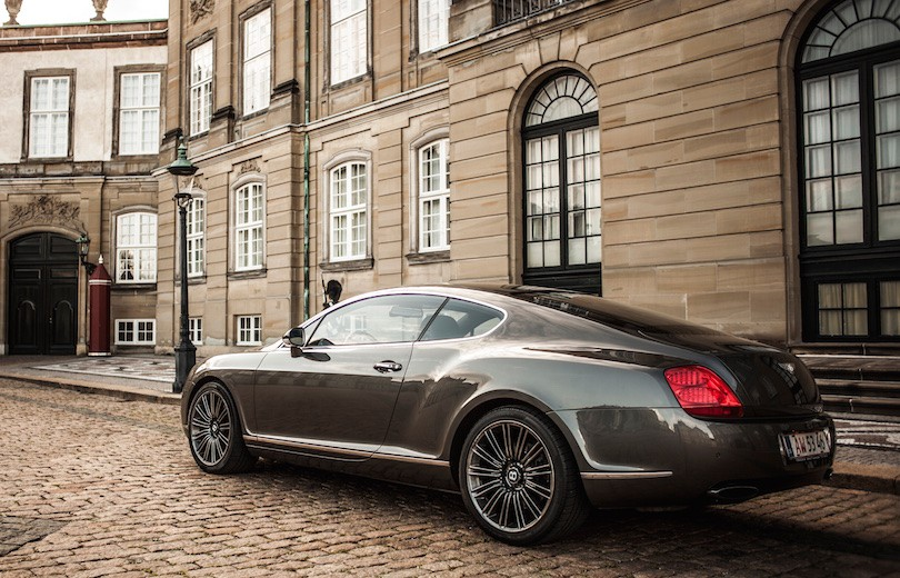Brugttest: Bentley Continental GT Speed