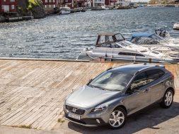 Volvo V40 D4 test