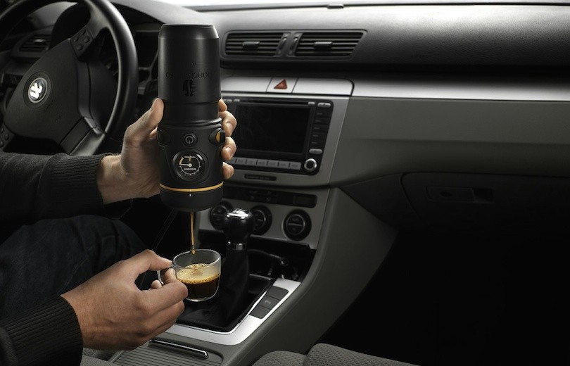 Fem praktiske gadgets til bilen