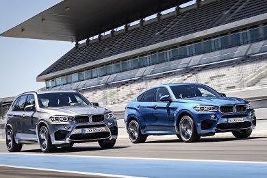 BMW X5M og X6M