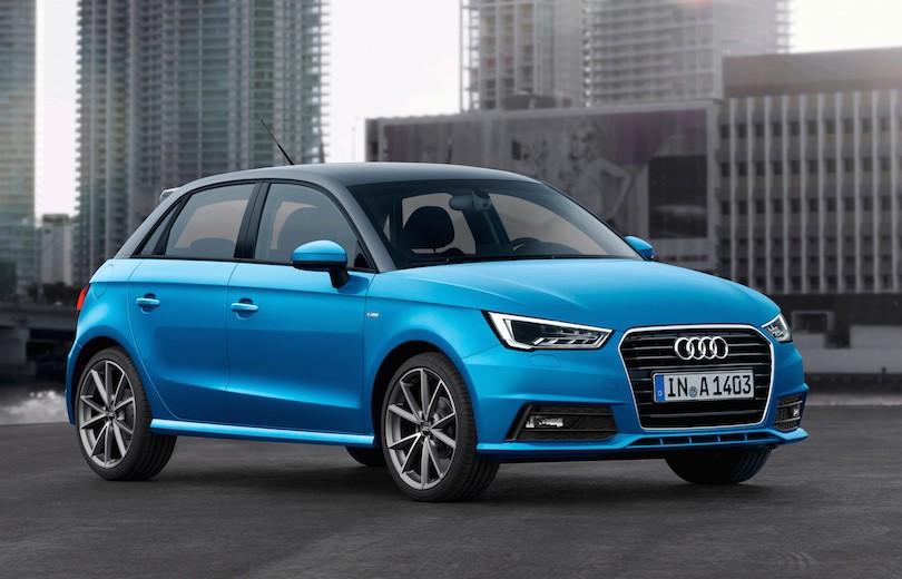 Facelift til Audi A1