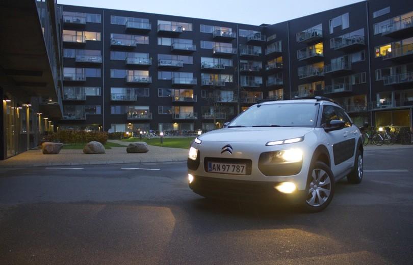 Citroën C4 Cactus - Test af Årets bil i Danmark 2015