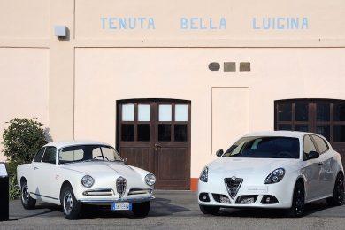 Alfa Romeo Giulietta jubilæum