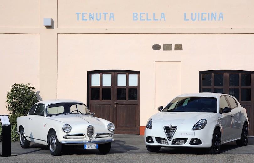 Giulietta fejrer 60 års fødselsdag