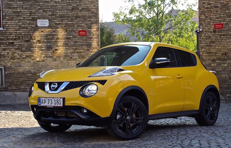 Test: Nissan Juke DIG-T