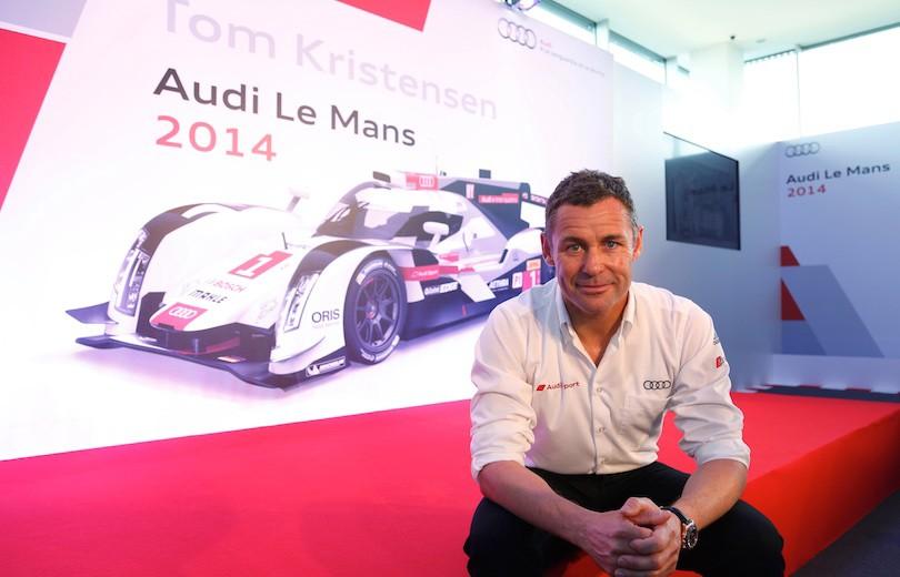 Kongen af Le Mans takker af