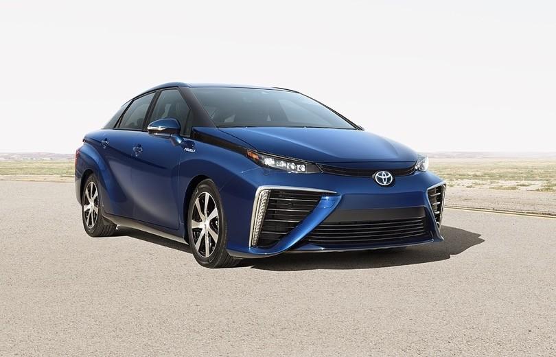 Videopræsentation: Her er Toyotas nye brintbil