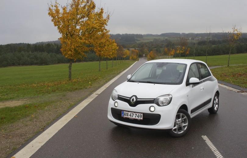 Test: Renault Twingo 1.0 Expression