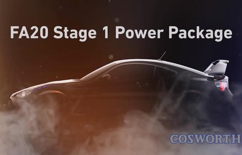 Cosworth tuning af GT86 og BRZ!