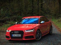 Faceliftet Audi S6 test