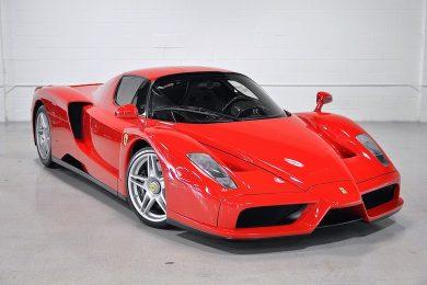Ferrari Enzo til salg