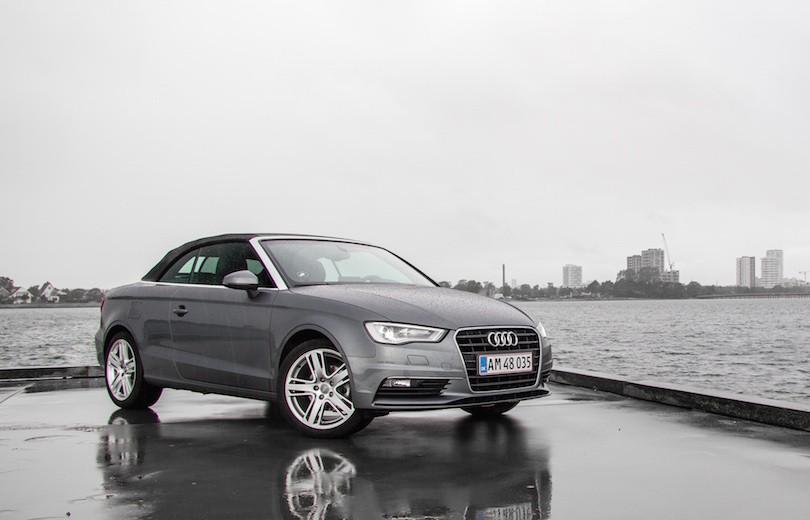 Test: Audi A3 Cabriolet 2.0 TDI