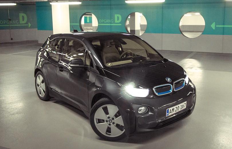 Test: BMW i3 rex