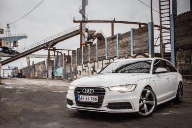 Audi A6 Avant brugttest