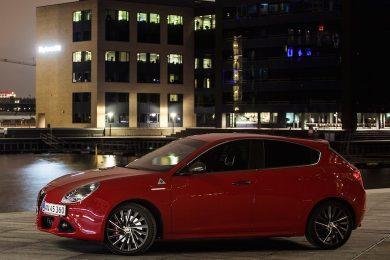Alfa Romeo Giulietta QV test