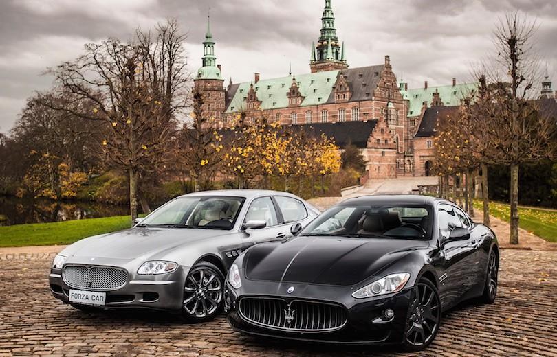 Brugttest: Maserati Quattroporte & GranTurismo