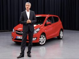 Den nye Opel Karl
