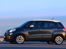 Fiat 500L er blevet opdateret