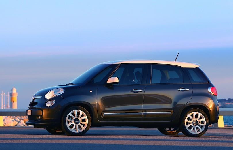Nyt Fiat 500L modelprogram