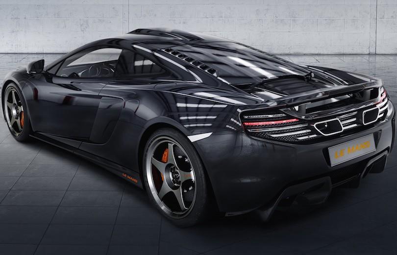 McLaren annoncerer F1 GTR-inspireret 650S Le Mans-edition
