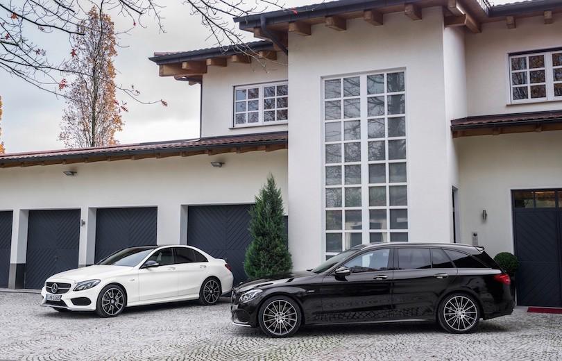 Ny Mercedes C-klasse vil kæmpe mod Audi S4
