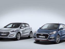 Ny Hyundai i30 og i30 Turbo