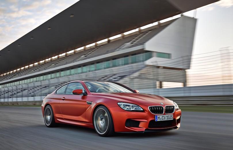 Mildt facelift til BMW M6