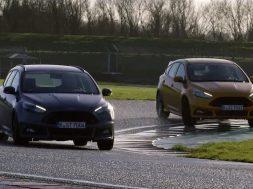 Ford Focus ST benzin og diesel