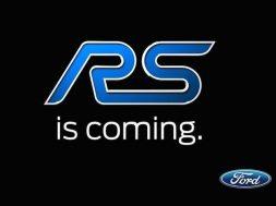 Ny Ford Focus RS er undervejs