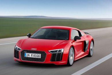 Ny Audi R8
