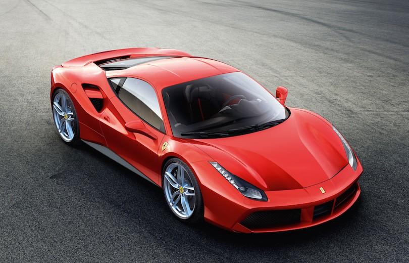 Byd den nye Ferrari 488 GTB velkommen