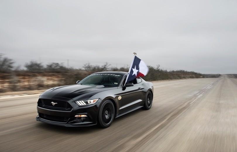 Hennessey tuner ny Mustang til 785 hypper!