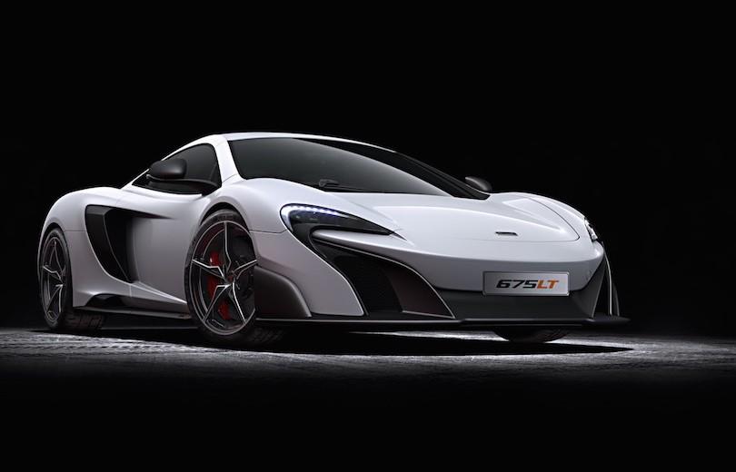 Her er McLaren 675LT