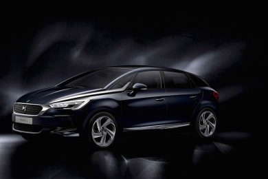 Citroen DS5 facelift