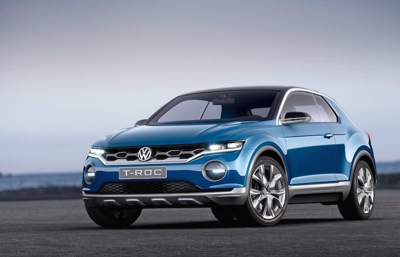 VW arbejder på Polo-baseret SUV