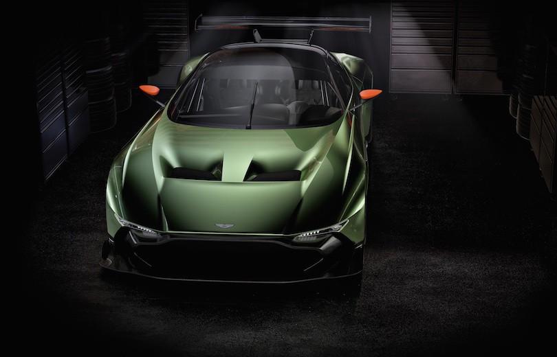 Hils på den mest intense Aston Martin til dato