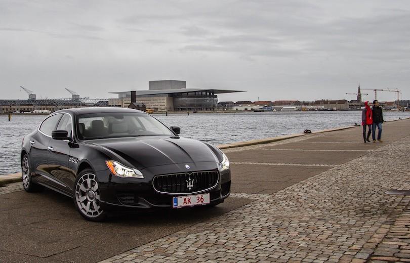 Test: Maserati Quattroporte GTS