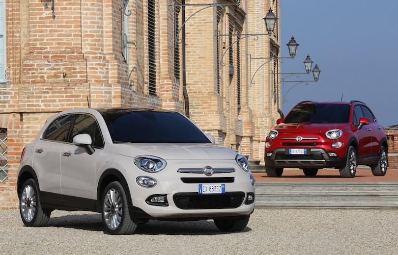 Danmarkspremiere på den nye Fiat 500X